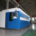 Découpeuse de laser de fibre d'acier au carbone de 10-20mm
