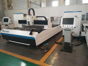 1000w en aluminium abordables découpeuses au laser