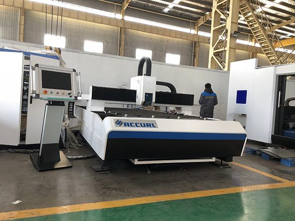 200W, 300W, 500W, 700W, 1000W prix de la machine de découpe laser à fibre cnc en feuille métallique avec Trumpf, cohérent, IPG, puissance maximale