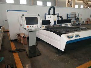 300w fibre laser cutter 2mm en acier inoxydable laser prix de la machine de coupe 1530 1325