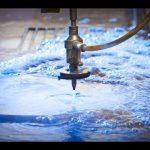 3d 5 axes waterjet cnc machine-jet d'eau découpant des jets d'eau en acier inoxydable-haute pression