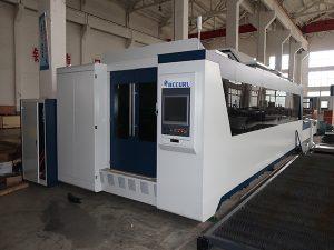 Machine de découpe laser fibre 500w / 1000w