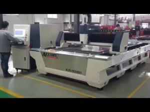 Découpeuse de laser de fibre de la découpeuse 1000W de laser de fibre de 6mm pour l'acier inoxydable 3mm