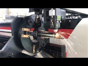 Machine de découpe de tubes laser 700W - Machine de découpe de tubes et de feuilles laser