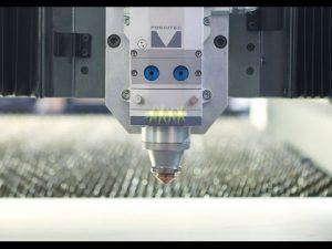 Découpeuse au laser à fibres 700W nLight pour la découpe au laser de feuilles de cuivre de 2mm