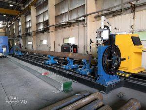tube cnc de machine de découpe laser avec 3 ans de garantie