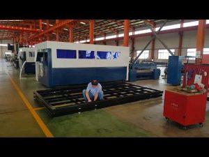 Machine de découpe laser à fibre ACCURL pour le prix de la machine de découpe laser acier métal CHINE ACCURL FACTORY