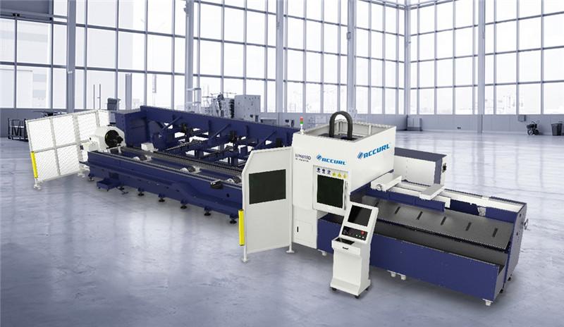 Machine de couutage laser à tube Accurl