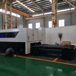machine de découpage de laser de fibre de métal de feuille multifonction de graveur de cnc 500w