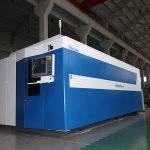 machine de découpage de laser de fibre de commande numérique par ordinateur 500w 700w 1000w 2000w 3000w doux / acier inoxydable / acier au carbone