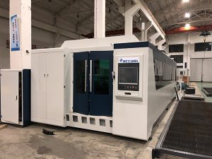 Machine de découpe laser CNC pour la gravure de métaux