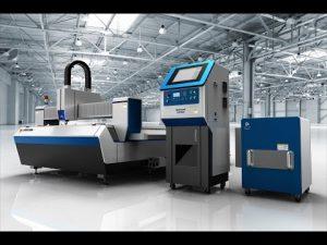 Machine de découpe laser CNC IPG 500W 700W 1000W - Machine de découpe laser fibre