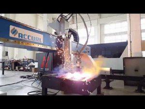 Machine de découpe plasma CNC pour tôle d'acier plasma Hypertherm® HPR260XD HPR400XD