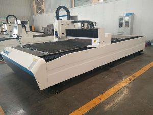 Chine machines vente chaude 400W 600W Pas cher tôle CNC découpe laser prix de la machine
