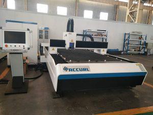 machine de découpage de laser d'acier inoxydable de tôle 4kw laser de fibre de coupeur de laser 4000w