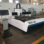 Vente chaude cnc fibre machine de découpe laser tôle laser découpe prix de la machine
