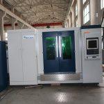 machine de découpe laser de fibre chaude modèle 4000w