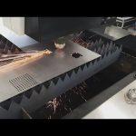 comment la chine précise 700w 1000w fibre tôle cnc machine de découpe laser pour l'acier inoxydable