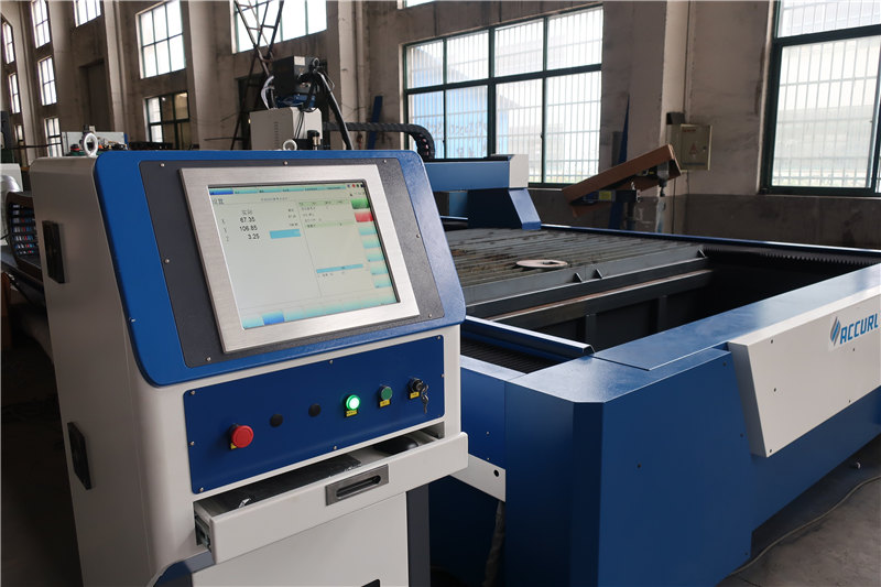 Découpeuse de plasma de flamme de commande numérique par ordinateur de plaque d'acier pour la construction navale 4200mm x 16800mm