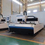 fabriqué en Chine 500w 1kw 2kw 3kw cnc tôle fibre laser coupe prix de la machine