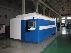 prix largement utilisé de l'industrie 750w / 1000w de découpeuse de laser de fibre d'industrie