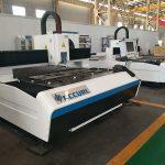 découpeuse de laser d'équipement professionnel de traitement d'acier au carbone d'acier inoxydable