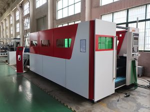 Table cutting machine for metal plate /stainless steel