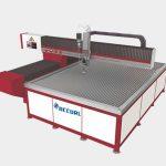 machine de découpage de jet d'eau abrasive de surface lisse coupeur de pierre de jet d'eau à faible bruit
