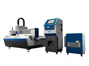 meilleur haute praticité plaque de tube intégré fibre optique laser machine de découpe pour le métal