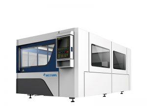 Machine de découpe laser fibre laser cnc Raycus laser 750w
