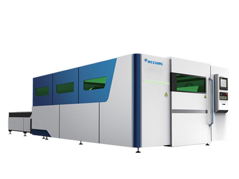 cnc laser à fibre