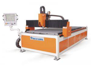 source de gaz automatique cnc plasma machine de découpe plasma acier cutter parfait mouvement parallèle
