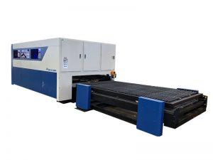 coupeur de laser de fibre de commande numérique par ordinateur 3015 6000w 8000w pour l'aluminium