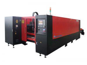 Coupeur 3000 * 1500mm de laser de fibre de machine de découpage en métal de commande numérique par ordinateur de 1000w 2000w 3000w