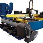 machine de découpage de plasma de type cnc de table pour la tôle