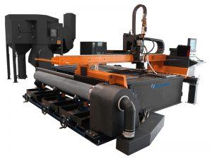machine de table de coupe de plasma de commande numérique par ordinateur
