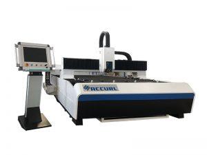 machine de découpage de laser de commande numérique par ordinateur de tube en métal de transmission de double balle