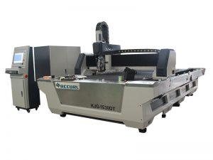 500w 1kw meilleures entreprises de machines de découpe laser cnc / coût de l'acier de découpe laser