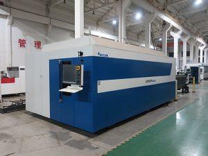 découpeuse d'acier au carbone de laser de fibre