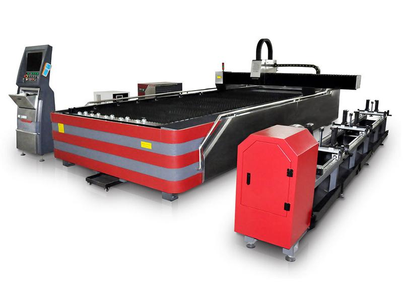 tube laser à fibre