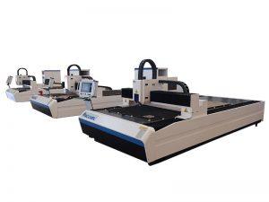 découpeuse de laser de fibre à grande vitesse pour l'outil industriel de pièces de machines