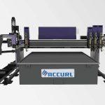 Top qualité cnc métal machine de découpe / cnc plasma machine de découpe