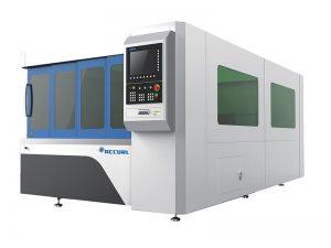 Precision célèbre marque machine de découpe laser à fibre 1325 1530 pour le métal en aluminium en acier inoxydable