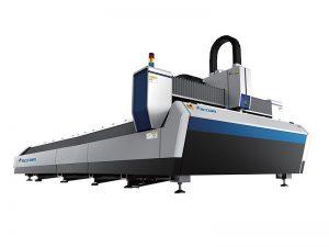 Cnc 4000w en acier au carbone en acier inoxydable de fibre de laser de coupe de machines de machines entreprises