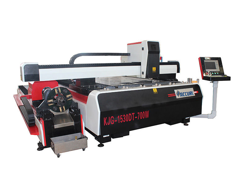 conception de machine de découpe laser