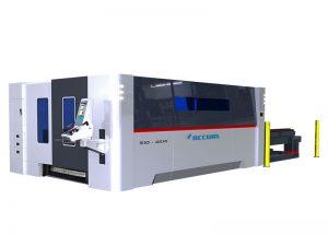 machine de fibre de coupe de laser en métal en acier de pièces de rechange de ligne d'ascenseur et de métro