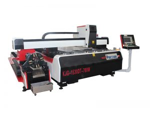 prix de machine de découpage de laser en métal / prix de machine de découpage de laser / d'acier inoxydable