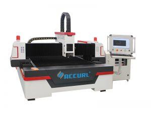 1530 taille de travail cnc routeur tôle fibre laser coupe prix de la machine 500w 1000w 2000w