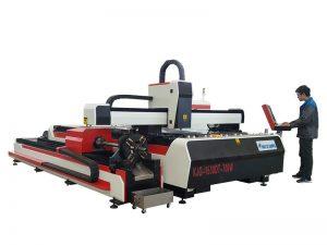 Fibre 500w 1000w 2000w de machine de découpage de laser en métal mince pour la découpeuse d'épaisseur de 0.5-16mm