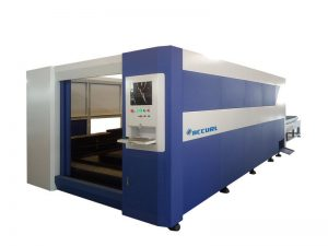 Co2 150w feuille en acier inoxydable fer métal cnc pas cher laser machine de découpe de métaux